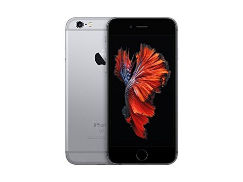 Apple iPhone 6s 64GB GSM Unlocked SmartPhone w/ 12MP Camera - Space Gray