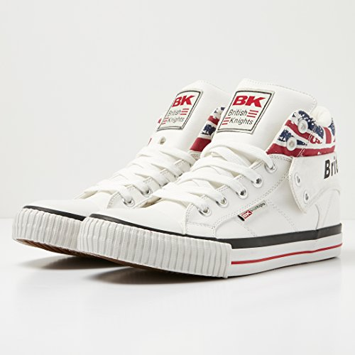 British Knights Roco Men's High-Top Sneaker cheap Inexpensive ZnGgHc