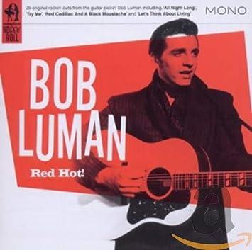 Amazon | Red Hot! | Bob Luman | カントリー | 音楽