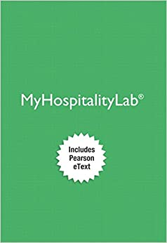 MyLab Hospitality with Pearson eText -- Access Card -- for Intro to Hospitality & Intro to Hospitality Management