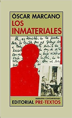 Los inmateriales de Óscar Marcano