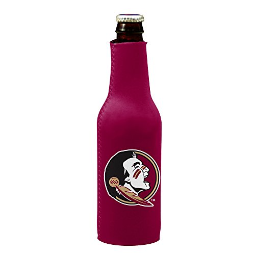 - NCAA Florida State Seminoles Bottle Drink Coozie