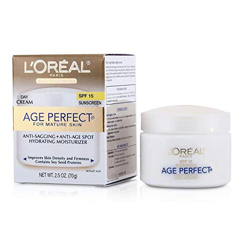 Lor Age Perf Day Cream Sp Size 2.5z Loreal Age Perfect Day Cream Spf 15 2.5z