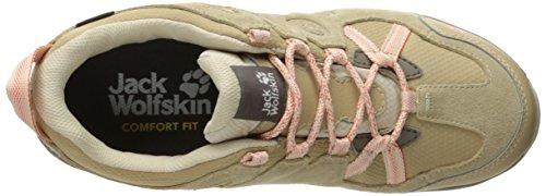 Dune Hiking Shoe Rocksand Women's Sand Wolfskin Texapore W Jack Low qz04nY5H