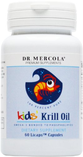 Mercola Krill Oil enfants