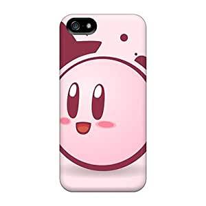 SherriFakhry Iphone 5/5s Excellent Cell-phone Hard Cover Allow Personal Design High Resolution Kirby Pattern [aOd13466yDcK]