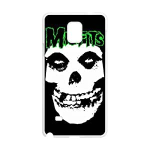 Misfits skull Cell Phone Case for Samsung Galaxy Note4