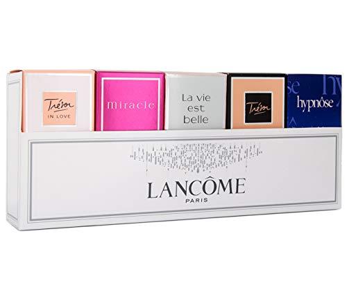 Lancôme La Collections de Parfums 5-Piece Mini Variety Set for Women - Miniature Collection 5 Piece
