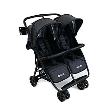 Zoe Xl2 Best Double Stroller Everyday Twin Stroller With Canopy
