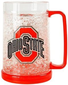Ohio State Buckeyes 16 Oz. Team Logo Acrylic Freezer FUN MUG