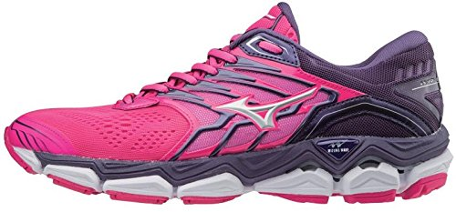 Pictures of Mizuno Women's Wave Horizon 2 Running Shoe Multi 1