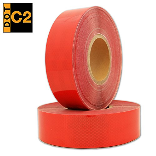 """KwikSafety DOT C2 Reflective Tape 