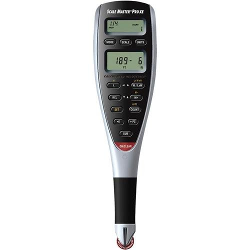 Calculated Industries 6135 Scale Master ProXE Advanced Digital Plan Measure