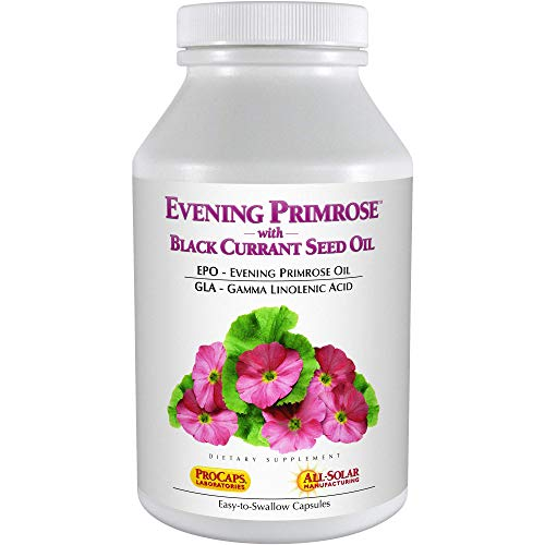 Andrew Lessman Evening Primrose with Black Currant Seed Oil, 360 Softgels