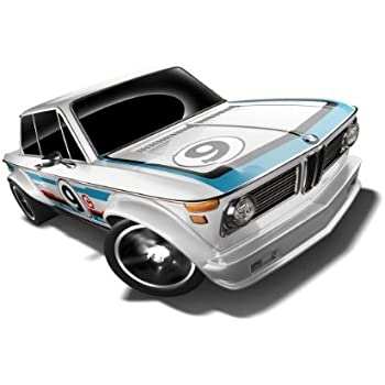 Hot Wheels 2012 New Models BMW 2002 21/50 White