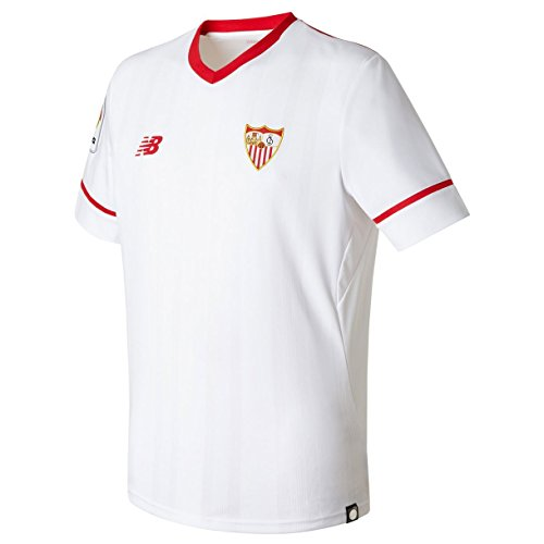 fan products of New Balance Men's Sevilla Home 2017/18 Jersey, Large