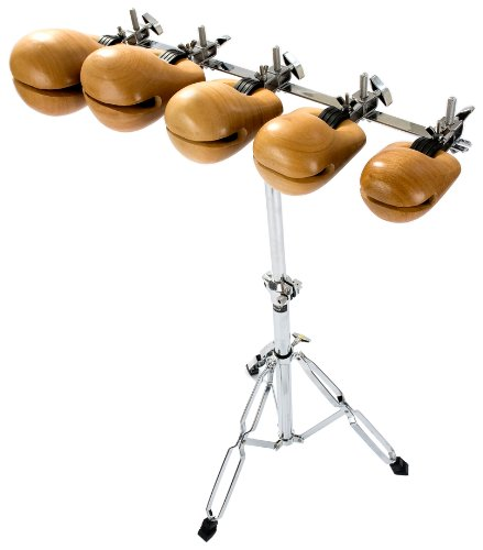 Percussion Plus Stand for Temple Blocks ()