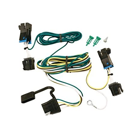 amazon com draw tite t connector hitch wiring kit chevrolet express rh amazon com draw-tite t-connector trailer wiring harnesses draw-tite 5th wheel/gooseneck wiring harness 7-pole