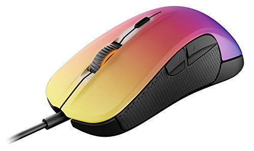 SteelSeries Rival 300 Gaming Mouse, Counter-Strike: Global Offensive Fade Edition