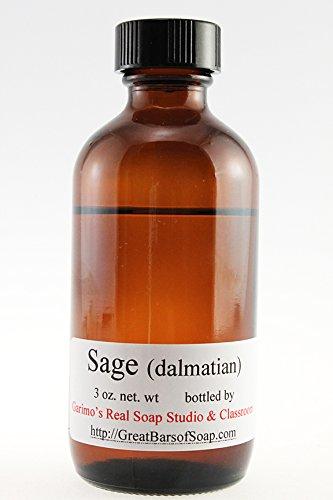 Garimo's Real Soap Studio Essential Oil Sage (dalmatian)