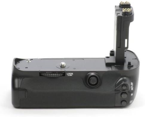 Meike profesional empu/ñadura de bater/ía para m/ás Canon EOS 5D Mark III BG-E11 de repuesto 1 x mando a distancia por infrarrojos!