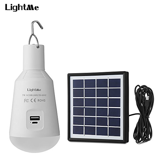 Indoor Solar Led Lamps in US - 4