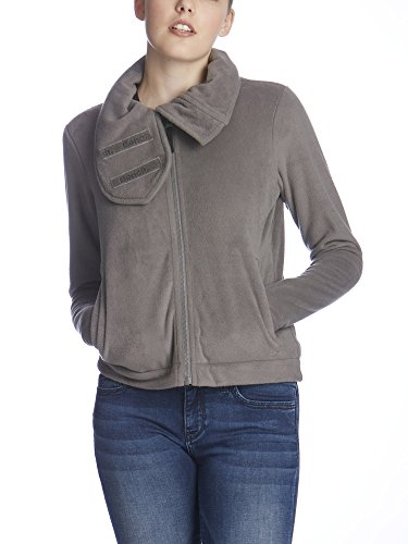 Gris Polaire Femme Bench Difference Grey Veste Gy149 Dark q1gRPI