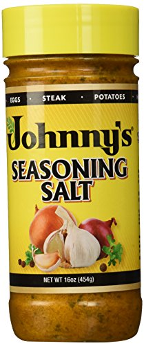 Johnny's Seasoning Salt, Chef Blended, 16 oz (Johnnys Seasoning)
