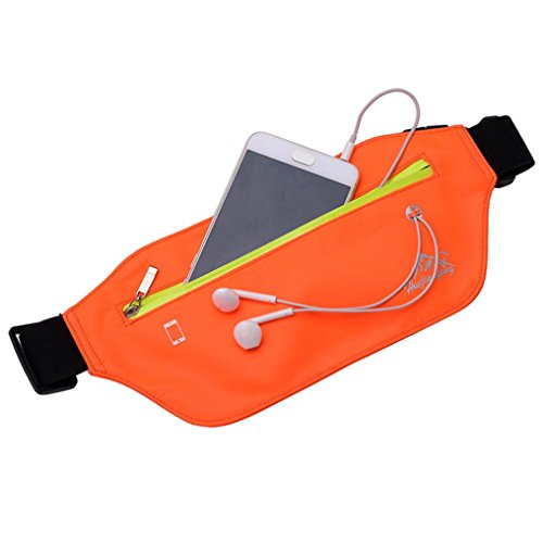 Cross Camping or Travel TOOPOOT Bag Unisex Body Pack Sport Bookbag Bag Bicycle Outdoor Casual Chest Sport Orange Sling Hiking 66qRHOyE1
