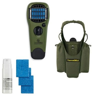 ThermaCELL® Olive Drab Appliance with Holster / Butane / Mats ()