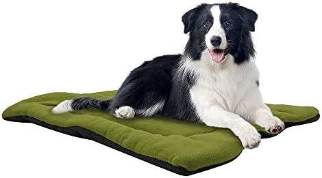 Tappeto Morbido Per Cani : Letto per cani tfeng cuscino per cani morbido peluche lavabile