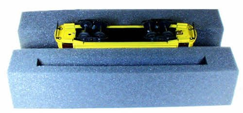 O Foam Locomotive & Car Cradle, used for sale  Delivered anywhere in USA