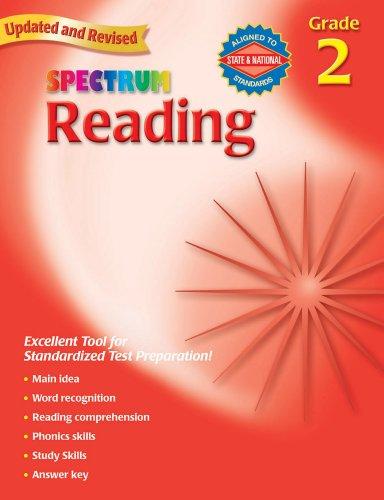 (Spectrum Reading, Grade 2)