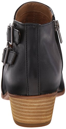 Clarks Leather Astro Spye Black Boot rIrWqCvw