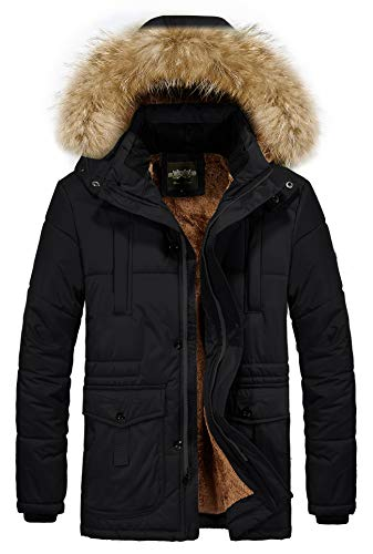 winter thicken coat faux fur