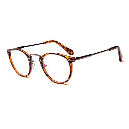 LOMOL Fashion Korean Personality Student Style Transparent Lens Frame Glasses For - Frame Destination Coupon