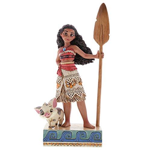 Jim Shore Disney Traditions by Enesco Moana - Hawaii Jims