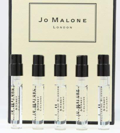 Jo Malone 'Nectarine Blossom & Honey' Cologne Natural Spray 0.05oz/1.5ml Vial 5 Pack