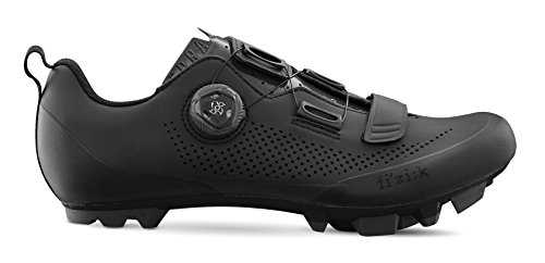 Fizik X5 Terra Cycling Footwear, Black, Size ()