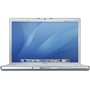 "Apple MacBook Pro MA895LL/A 15.4"" Laptop (2.2 GHz Intel Core 2 Duo,  2 GB RAM, 120 GB Hard Drive, DVD/CD SuperDrive)"