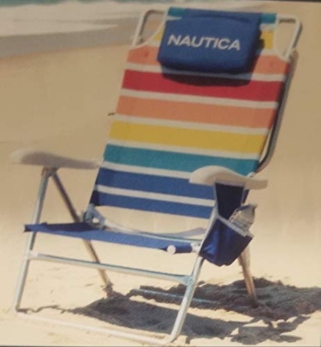 Price comparison product image Nautica ' Beach Chair - Rainbow