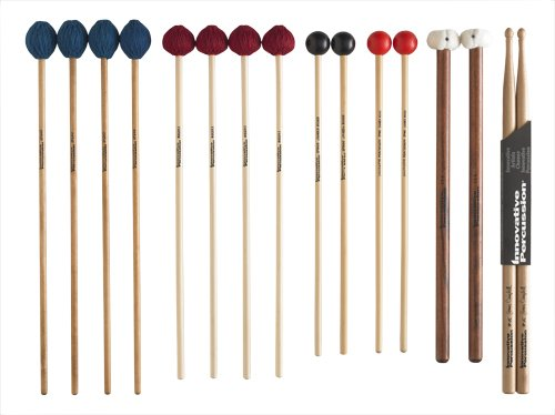 (Innovative Percussion Fundamental Series Package FP3 Mallets)