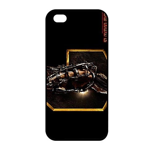 Coque,Iron Man Logo Pattern for Coque iphone SE & Coque iphone 5 & Coque iphone 5S Cover Case Covers