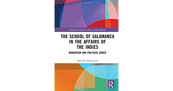Amazon.com: The School of Salamanca in the Affairs of the ...