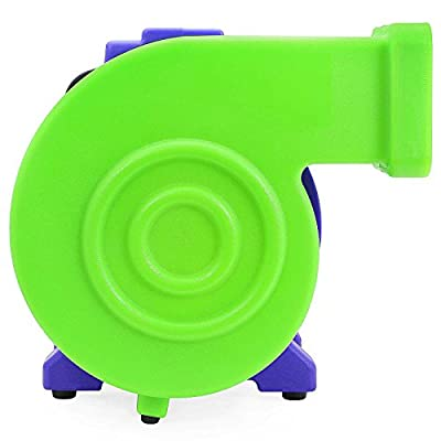 CFM Pro Commercial Inflatable Bounce House Blower - 2 HP: Toys & Games