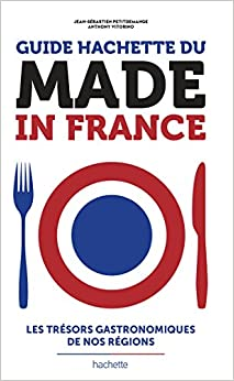 Book Guide Hachette Made in France