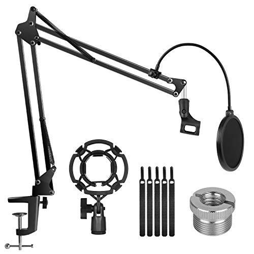 microphone shock mount blue yeti buyer's guide for 2020
