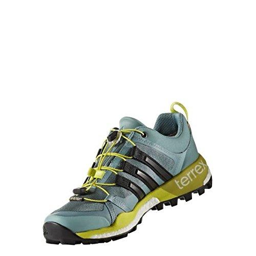 half off ea7ae 71c38 adidas Terrex Skychaser GTX - Trail Zapatillas de Running Mujer AW16,  Vapour Steel f16core BlackIce Green f16 Amazon.es Deportes y aire libre