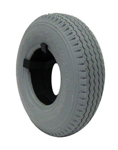 New Solutions F072 2. 80 x 2. 5 x 4 Foam Filled Sawtooth Primo Tire Wheelchair