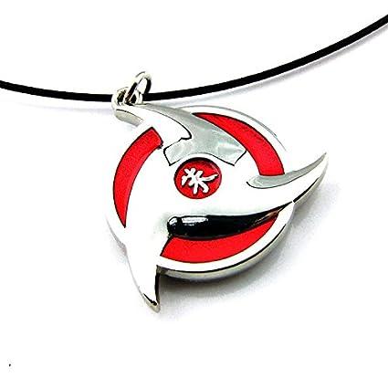 Naruto Uchiha Itachi Sharingan Colgante Collar Llavero ...